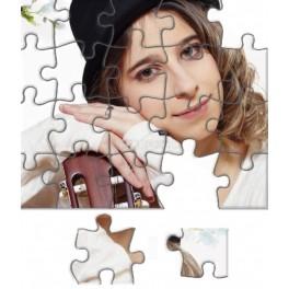 Puzzle 80 dílků s Vaším obrázkem a textem