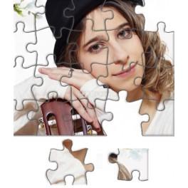 Puzzle 160 dílků s Vaším obrázkem a textem