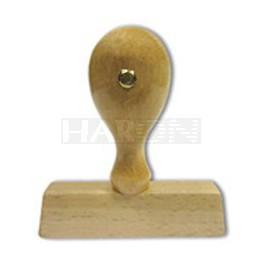 Razítko dřevěné, otisk 50x10 mm